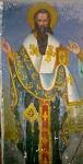 Μέγας Βασίλειος (Ιερός Ναός Αγίου Χαραλάμπους Παλαιοχώρας Αίγινας)