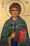 Όσιος Ιωάννης ο Καλυβίτης - Μιχαήλ Χατζημιχαήλ© www.michaelhadjimichael.com