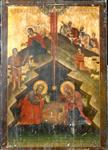 Η γέννηση του Χριστού - 1884 μ.Χ. - Ι.Ν. Ζωοδόχου Πηγής, Λαρίσης (www.panagialarisis.gr)
