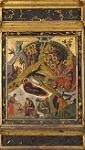 Η γέννηση του Χριστού - δεύτερο μισό του 15ου αιώνα μ.Χ., άγνωστος μεταβυζαντινός ζωγράφος από την Κρήτη