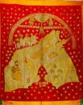 Πύλη με τη Γέννηση του Xριστού - 1627 μ.Χ. - Mονή Σιμωνόπετρας, Άγιον Όρος