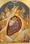 Η γέννηση του Χριστού - Julia Hayes© (www.ikonographics.net)