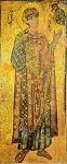 Άγιος Γεώργιος - β' μισό 12ου αι. μ.Χ. - Mονή Ξενοφώντος, Άγιον Όρος