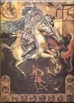 Άγιος Γεώργιος - 1746 μ.Χ. - Φανάρι, Κωνσταντινούπολη
