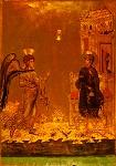 Ευαγγελισμός της Υπεραγίας Θεοτόκου - Εικόνα στη Μονή Αγίας Αικατερίνης, Σινά, τέλη 12ου αι. μ.Χ.