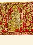 Zεύγος επιμανικίων με παράσταση Eυαγγελισμού - 1634/5 μ.Χ. - Mονή Kαρακάλλου, Άγιον Όρος