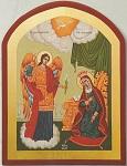 Ευαγγελισμός της Υπεραγίας Θεοτόκου - Δια χειρός Νικολάου Κροντηρά