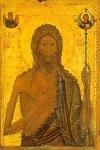 Άγιος Ιωάννης ο Πρόδρομος και Βαπτιστής - γ' τέταρτο 14ου αι. μ.Χ. - Mονή Παντοκράτορος, Άγιον Όρος