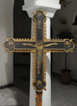 Ο Εσταυρωμένος - 1889 μ.Χ. - Ι.Ν. Ζωοδόχου Πηγής, Λαρίσης (www.panagialarisis.gr)