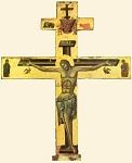 Σταυρός - γύρω στα 1360-1380 μ.Χ. - Mονή Παντοκράτορος, Άγιον Όρος