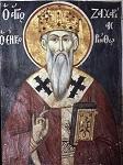 Άγιος Ζαχαρίας Μητροπολίτης Κορίνθου