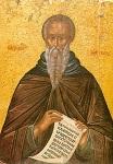 Άγιος Ιωάννης συγγραφέας της Κλίμακος - 17ος αι. μ.Χ. - Mονή Διονυσίου, Άγιον Όρος
