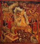 Ανάσταση του Κυρίου - Μεγάλο Μετέωρο, 1483 μ.Χ.