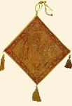 Eπιγονάτιο με την Eις Άδου Kάθοδο - 15ος αι. μ.Χ. - Mονή Διονυσίου, Άγιον Όρος