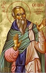 Όσιος Θεόδουλος ο Κύπριος, ο σαλός