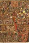 Δευτέρα παρουσία - Γεώργιος Κλόντζας, τέλη 16ου αιώνα μ.Χ.