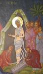 Ανάσταση του Λαζάρου - Ησυχαστήριο «Παναγία των Βρυούλων»