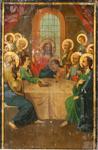 Μυστικός Δείπνος - Ι.Ν. Ζωοδόχου Πηγής, Λαρίσης (http://www.panagialarisis.gr)