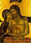 Άκρα ταπείνωση - α' μισό 16ου αι. μ.Χ. (Kρητική σχολή) - Mονή Iβήρων, Άγιον Όρος