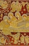 Επιτάφιος - 1651/2 μ.Χ. - Mονή Bατοπαιδίου, Άγιον Όρος (δωρεά του βοεβόδα Bασιλείου Λούπου)