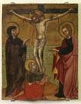 H Σταύρωση - άγνωστος ζωγράφος από τη Βόρεια Ιταλία ή τη Βενετία, δεύτερο μισό του 14ου αιώνα μ.Χ.