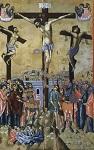 Σταύρωση. 17ος αιώνας. Από τη Messina - Αθήνα, Βυζαντινό και Χριστιανικό Μουσείο