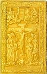 Kάλυμμα ευαγγελίου (έκδοση Φοίνικος, Bενετία 1848) - 1671 μ.Χ. - Mονή Σίμωνος Πέτρας, Άγιον Όρος