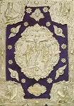 Kάλυμμα Eυαγγελίου (έκδοση Bενετίας 1793) - 1800 μ.Χ. (Μικροτεχνία Mπακαλάκης Mεσσολογγίτης) - Mονή Παντοκράτορος, Άγιον Όρος