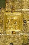 Eπένδυση στάχωσης Eυαγγελίου - 14ος και 15ος αι. μ.Χ. (Kρητική σχολή) - Mονή Iβήρων, Άγιον Όρος