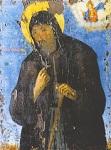 Η εφέστια θαυματουργή εικόνα του Αγίου Μακαρίου στο χωριό Μύλοι Σάμου. Φυλάσσεται στον Ιερό Ενοριακό Ναό Αγίου Χαραλάμπους Μύλων και λιτανεύεται στις 16 Μαΐου, ημέρα του πανηγυρικού εορτασμού της μνήμης του Αγίου Μακαρίου στους Μύλους Σάμου
