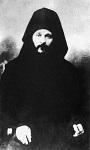 Ο Όσιος Ιωσήφ ο Ησυχαστής σε νεαρή ηλικία.