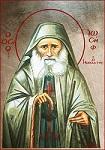 Όσιος Ιωσήφ ο Ησυχαστής - Δια χειρός Δ. Αγγελή