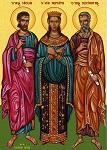 Άγιοι Ιάσονας και Σωσίπατρος οι Απόστολοι και Κέρκυρα η Μάρτυρας