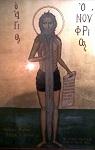 Όσιος Ονούφριος ο Αιγύπτιος - Πάρος