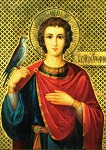 Άγιος Τρύφων ο Μάρτυρας - Στην Ρωσία ο Άγιος Τρύφωνας θεωρείται ο προστάτης των πουλιών.