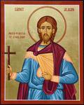 Άγιος Αλβανός πρωτομάρτυς Βρεταννίας