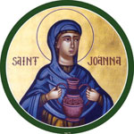 Αγία Ιωάννα η Μυροφόρος