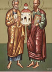 Απόστολοι Πέτρος και Παύλος
