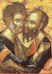 Απόστολοι Πέτρος και Παύλος (Ι. Μ. Καρακάλλου)