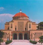 Η Εκκλησία του  Απόστολου Παύλου στην Κόρινθο