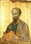 Απόστολος Παύλος - 1542 μ.Χ. - Πρωτάτο, Άγιον Όρος - Kρητική σχολή