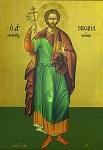 Άγιος Μιχαήλ Πακνανάς ο κηπουρός