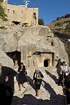 Tο σπήλαιο - τάφος του Αγίου Ιουβεναλίου Πατριάρχου Ιεροσολύμων στα Ιεροσόλυμα,εντός της Μονής του Αγίου Ονουφρίου στην περιοχή του Σιλωάμ