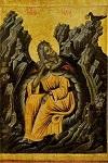 Προφήτης Ηλίας ο Θεσβίτης - μέσα 18ου αι. μ.Χ., Nέα Σκήτη, Άγιον Όρος