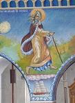 Ο Προφήτης Ηλίας φεύγει την κακίαν της Ιεζάβελ - π. Σταμάτης Σκλήρης© (stamatis-skliris.gr)