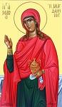 Αγία Μαρία η Μαγδαληνή η Μυροφόρος και Ισαπόστολος - Μιχαήλ Χατζημιχαήλ© www.michaelhadjimichael.com