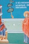 Η Αγία Μαρία η Μαγδαληνή η Μυροφόρος και Ισαπόστολος καταγγέλει τον Πιλάτο στον Καίσαρα