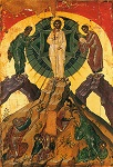 Μεταμόρφωση του Σωτήρος Χριστού - Θεοφάνη του Κρητός, Ι.Μ. Σταυρονικήτα, 1546 μ.Χ.