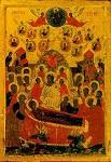 Κοίμηση της Θεοτόκου - 1657 μ.Χ. - Mονή Kουτλουμουσίου, Άγιον Όρος