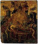 Κοίμηση της Θεοτόκου - Δομήνικος Θεοτοκόπουλος (El Greco) 16ος αι. μ.Χ. - Καθεδρικός Ναός Κοίμισης της Θεοτόκου Ερμούπολη - Σύρος